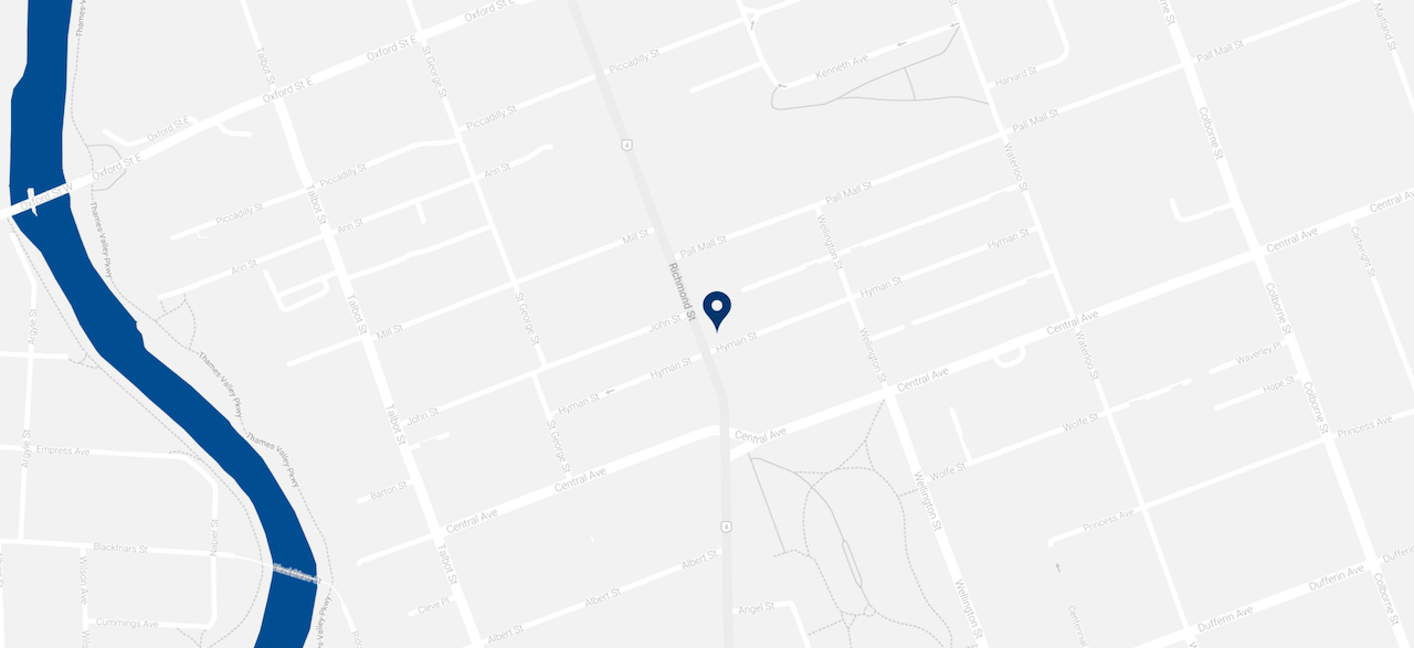 Google Map | 630 Richmond Street